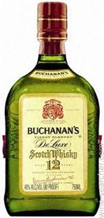 Buchanan's Scotch Deluxe 12 Year 375ml
